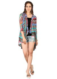 Ladies Multicolor Shrug