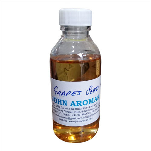 Grapes Seed Oil