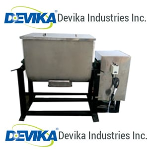 Eco Friendly Dry Powder Mixer