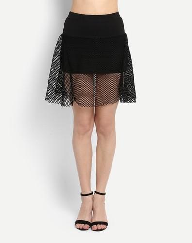 Net Micro Skirts