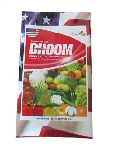 Dhoom Granulated Organic