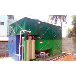 Packaged Sewage Water Treatment Plant