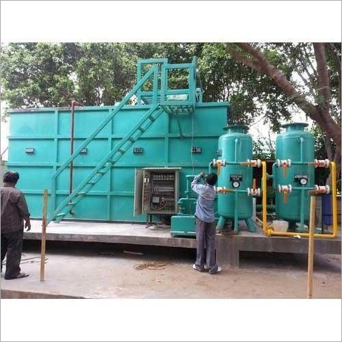 Prefabricated Compact Sewage Treatment Plant