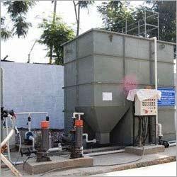 Prefabricated STP