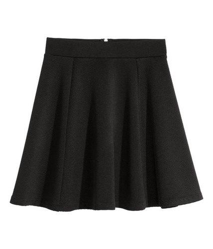 Plain Short Skirts