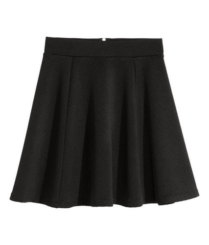 Plain Short Skirts