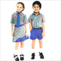 School Uniform Frock