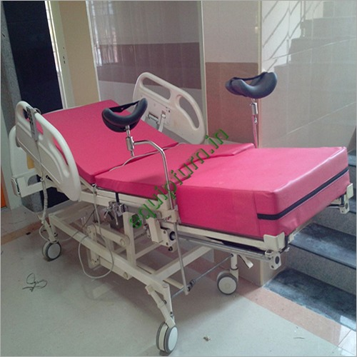 ICU Adujstable Bed