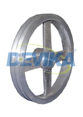 ALUMINIUM V BELT PULLEY