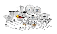 DINNER SET PLATINUM PLUS 57 PCS