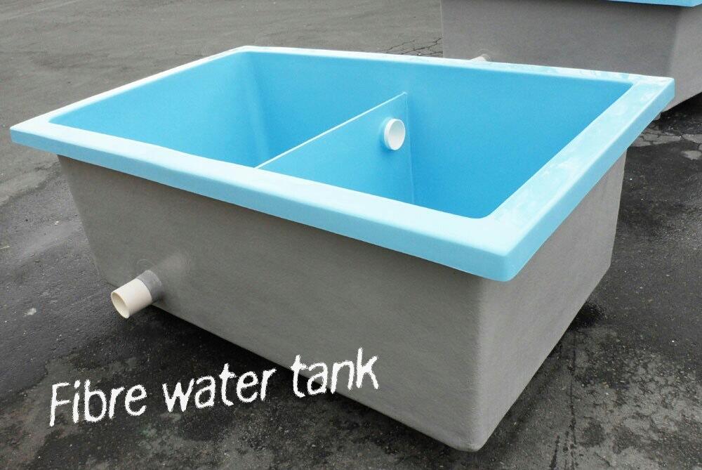 Fibre Storage Tank