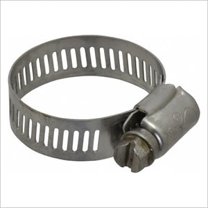 Stainless Steel Perforated Hose Clamps