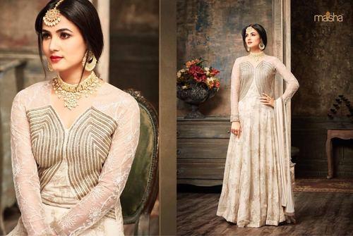 Heavy Wedding Designer Fancy Gown