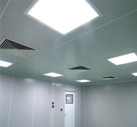 Cleanroom Modular Ceiling Panels
