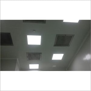 Clean Room Modular Partition Ceiling Panels