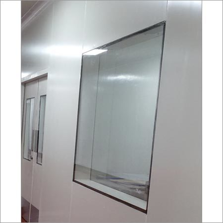 Cleanroom Modular View Panel