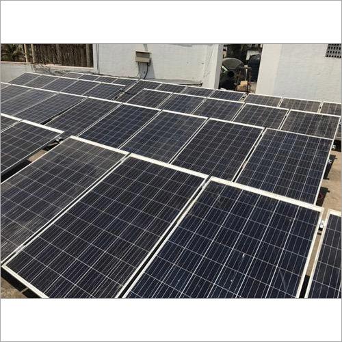 Solar Roof Top Installation