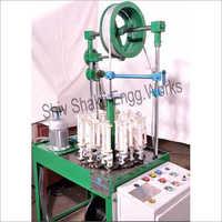 Vertical High Speed Braiding Machine