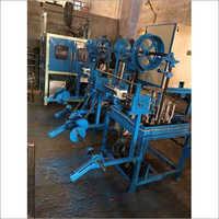 Vertical Heavy Duty Wire Braiding Machine