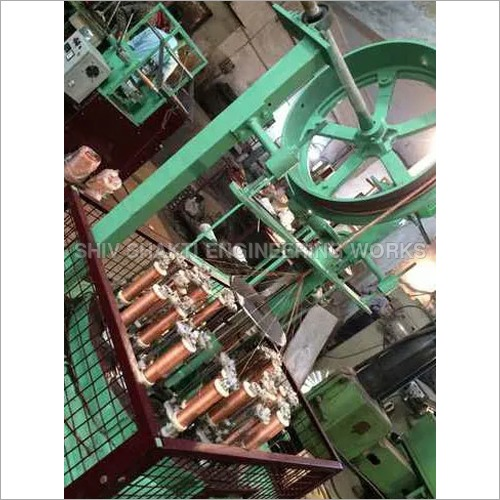 Vertical Heavy Duty Braiding Machine