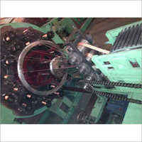 Horizontal Flexible Copper Earth Braiding Machine