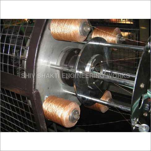 Rubber Hose Knitting Machine