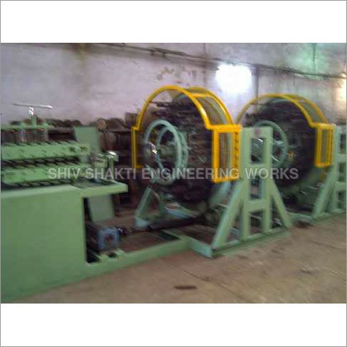 36 Double Deck Wire Braiding Machine