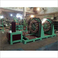 Horizontal Double Deck Textile Braiding Machine