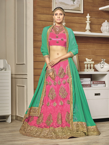 Designer Heavy Work Lehenga Choli