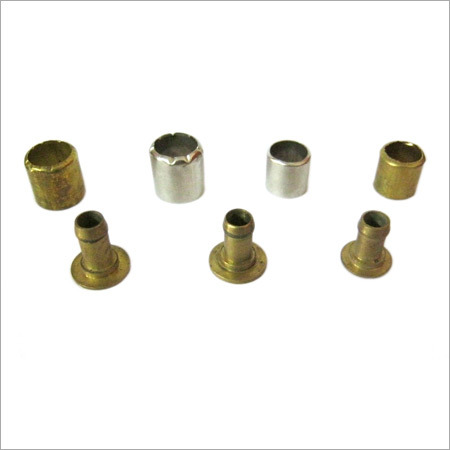 Brass Inner and Brass Cap