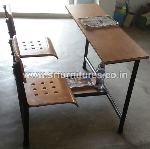 Standard Quality Student Dual Desk