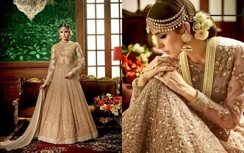 Long Ethnic Designer Suit Online