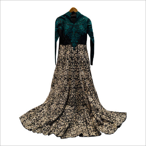 Ladies Indo Western Lehenga Suit