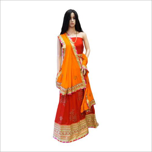 Ladies Indo Western Lehenga