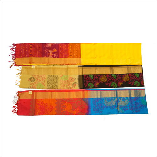 Ladies Odisha Silk Saree