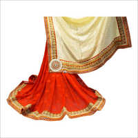 Ladies Pure Georgette Saree