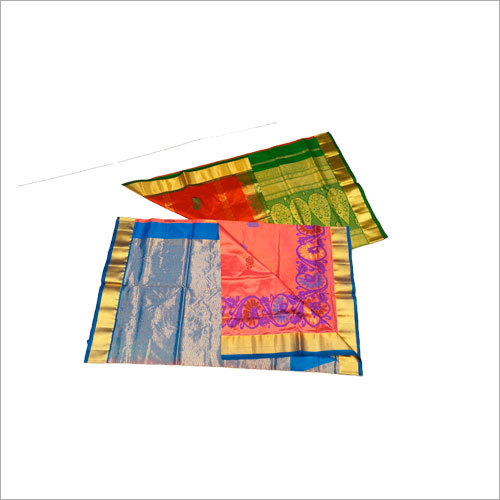 Ladies Kanjiwaram Silk Saree