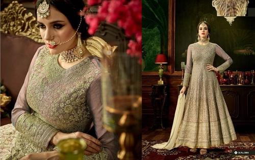 Heavy Work Designer Anarkali Suit
