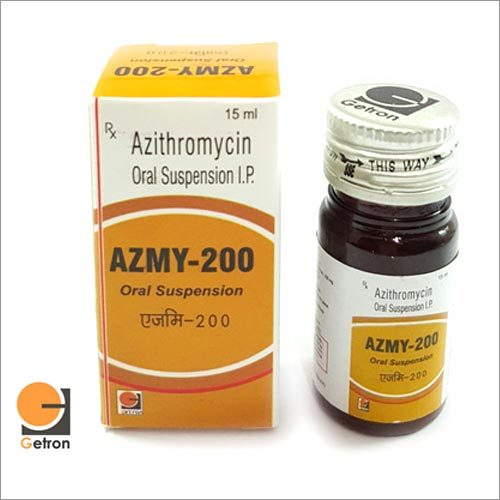 Azmy 200 Oral Suspension