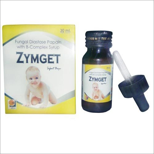 Zymget Infant Drops Syrup