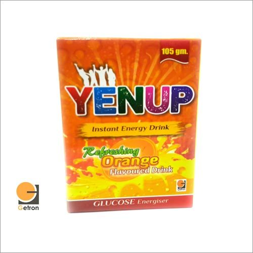 Yen Up Orange Drink