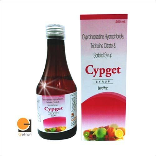 Cypget Syrup