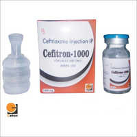 Cefitron 1000 Injection