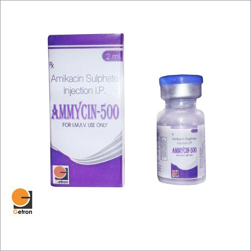 Ammycin Inj
