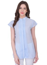 Ladies Fancy Indo western Girls Top