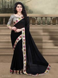 Party Wear Casual Saree