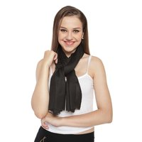 Modal pashmina diamond weave scarves with self fringes
