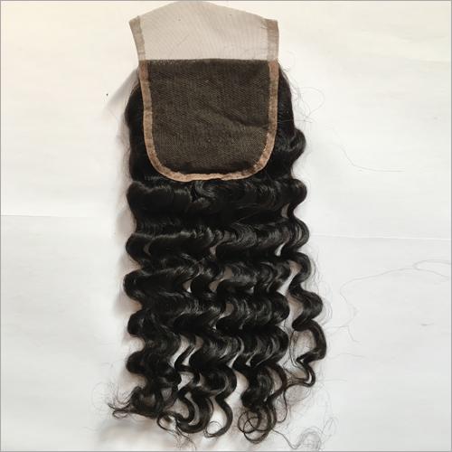 Silk Base Closure Weave