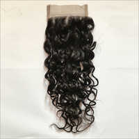 Virgin Curly Lace Closure