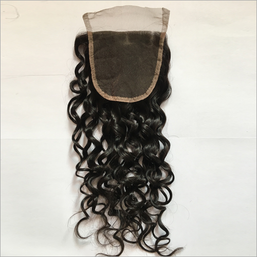 Closure For Hair Extensions